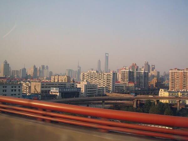 shanhai-smog