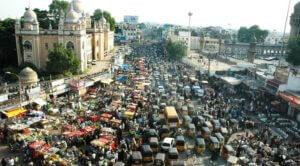 trafik-indien