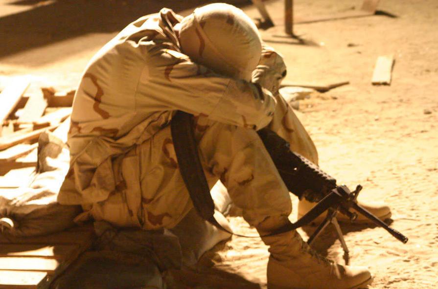 Veteran med PTSD
