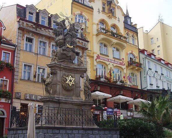 Karlovy Vary - Tjekkiet